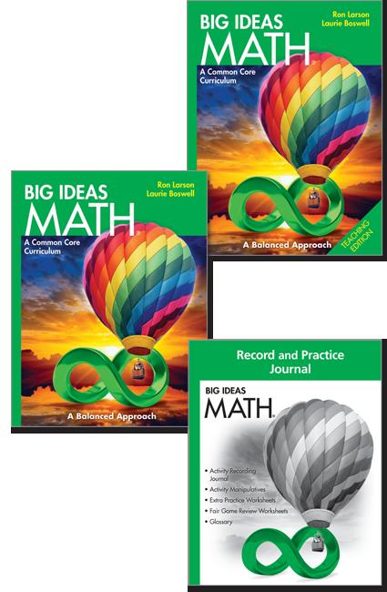 big ideas learning