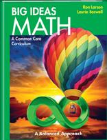 Big ideas math 6th grade green book