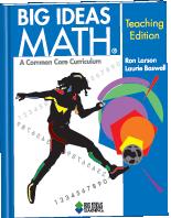 Big Ideas Math: Blue - Teaching Edition
